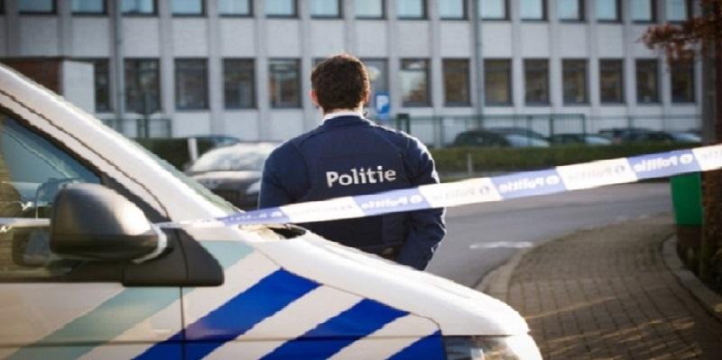 polic belg